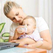 Алергія на коров`яче молоко у новонароджених і дітей старше, симптоми