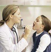 Ангіна у дітей - симптоми, лікування