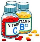 Авітаміноз - недолік, брак вітамінів, симптоми, лікування у дітей