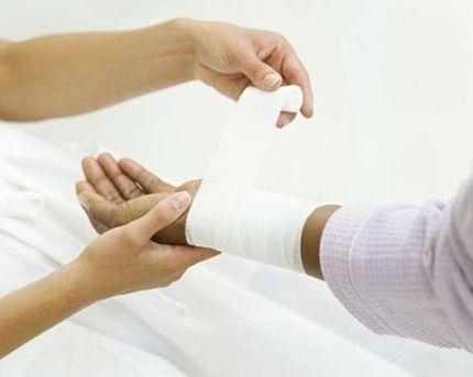 Чим лікувати гнійні рани