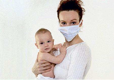 Чим лікувати кашель мамі, що годує