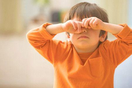 Чим лікувати кон`юнктивіт у дітей