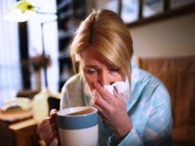 перші ознаки застуди