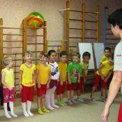 Дитячий садок: здоровий спосіб життя сім`ї