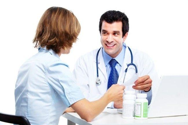 Лікар прописав таблетки