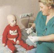 Лейкоз крові: симптоми у дітей