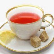 Властивості, калорійність чаїв: зеленого, фруктового, чорного, червоного чаю, каркаде