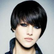 Догляд за фарбованим темним волоссям