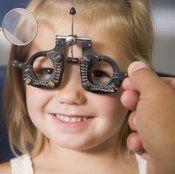 Зарядка для очей для дітей